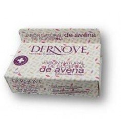 Jabon natural de glicerina de avena Dernove 100 g
