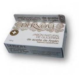 Jabon natural de glicerina de aceite de argán Dernove 100 g