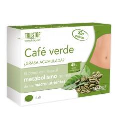 Café Verde Sin Cafeína 60 comprimidos de 600mg
