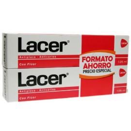 Pasta Lacer Formato Ahorro (2x125ml)