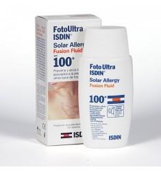 FotoUltra Isdin Solar Allergy Fusion Fluid SPF 100+ 50 ml