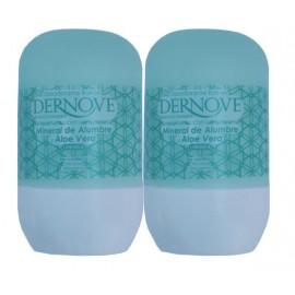 Desodorante de Mineral de Alumbre y Aloe Vera 2x1