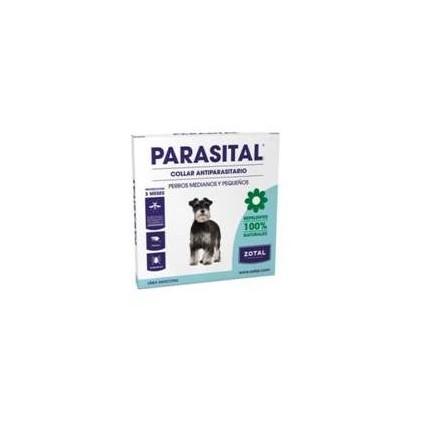 Collar antiparasitario para perros pequeños Parasital