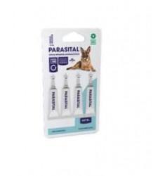 Pipetas Repelentes Antiparasitarias para Perros Grandes Parasital
