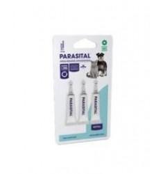 Pipetas Repelentes Antiparasitarias para Perros pequeños y gatos Parasital