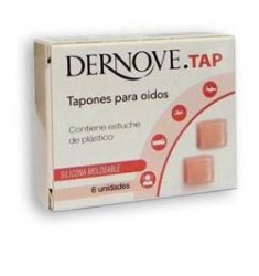 Tapones silicona moldeable 6 uds.