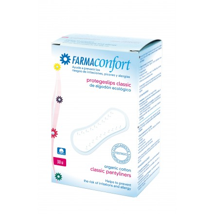 Protegeslips Classic Farmaconfort