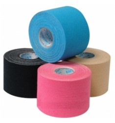 Venda Kinesiology Tape Negra
