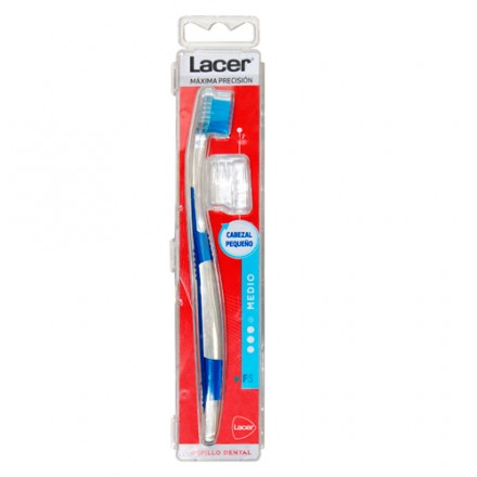Cepillo Dental Lacer Medio