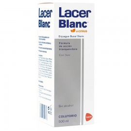 Colutorio Lacer Blanc d-Citrus 500 ml