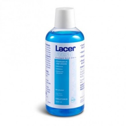 Colutorio Lacer Fresh 500 ml