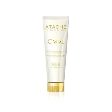 Crema Hidro-protectora y antioxidante C Vital Piel muy seca 50 ml
