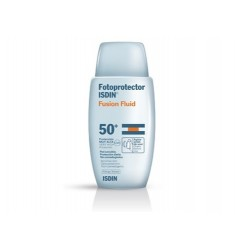 Fotoprotector Isdin Fusion Fluid 50+ 50 ml
