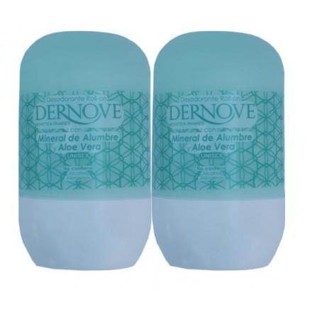 Desodorante de Mineral de Alumbre y Aloe Vera Duplo