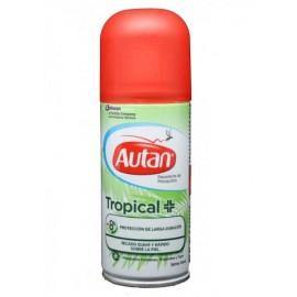 Autan Tropical Spray Seco 100 ml