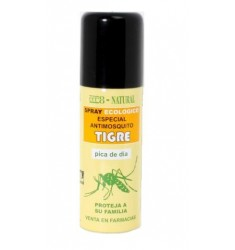 Spray Ecológico Antimosquitos Tigre Cer' 8 50 ml
