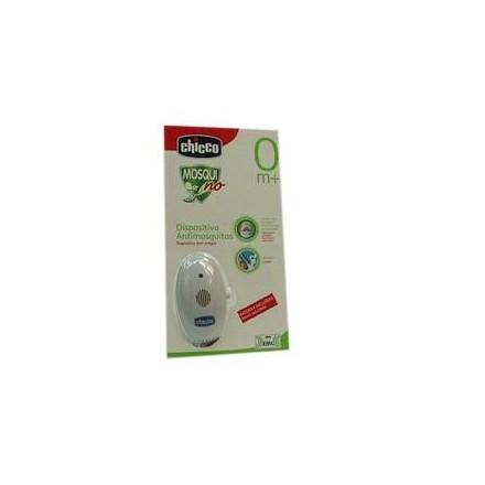 Dispositivo antimosquitos portátil Mosqui No Chicco