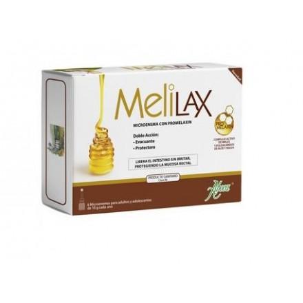 Melilax Adultos 6 microenemas Aboca