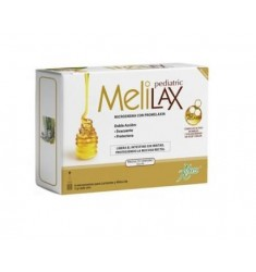 Melilax Pediatric 6 microenemas Aboca