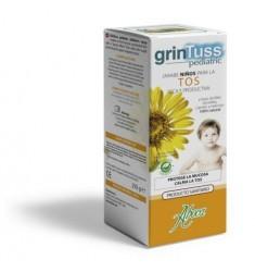 Grintuss Pediatric Jarabe niños para tos seca y productiva 210 g Aboca
